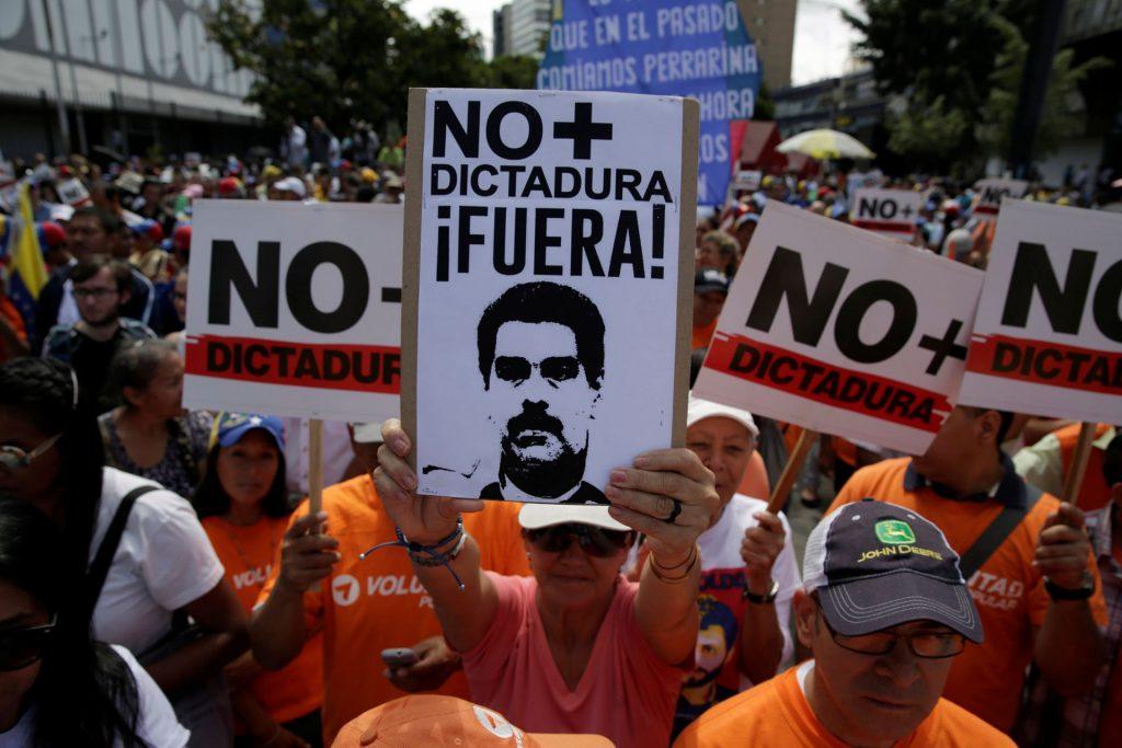 HELP for Venezuela   Recuperar a Venezuela de la Dictadura