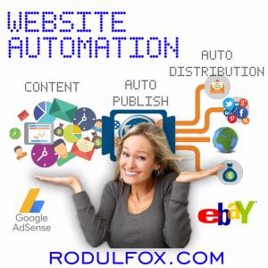 Auto blogging Website Automation Services in North Carolina