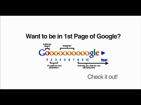 How to be first on Google full Boost Google Rank