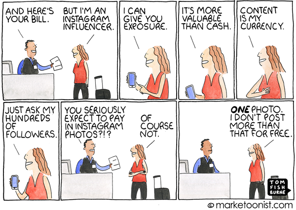 2019 April 12 Marketoonist Comic