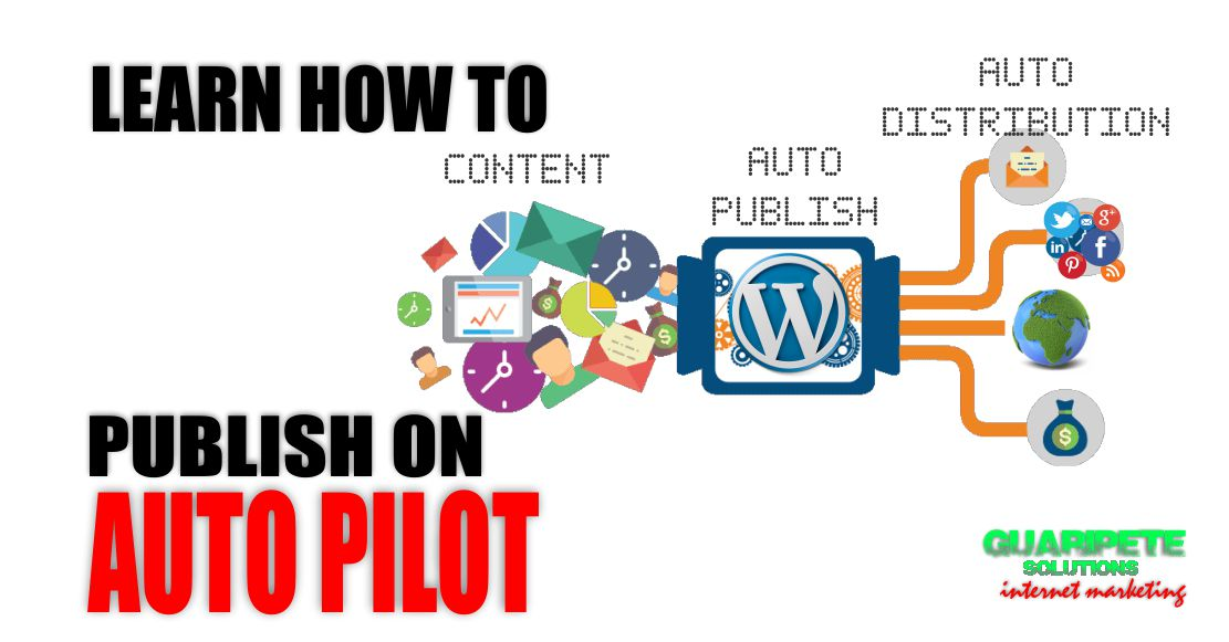 How to Auto Publish Online