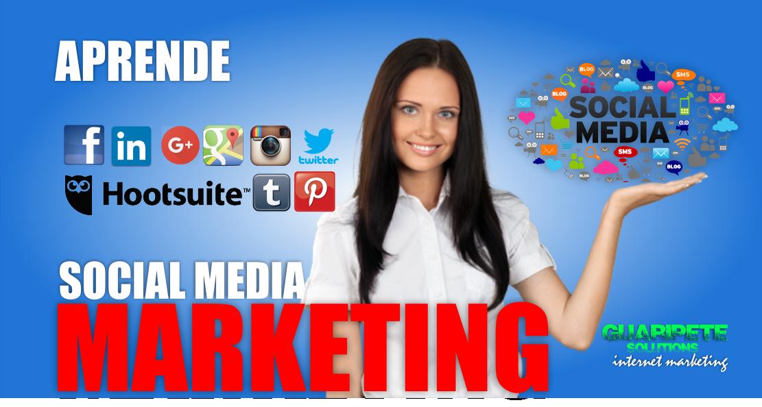 Adiestramiento en Social Media Marketing
