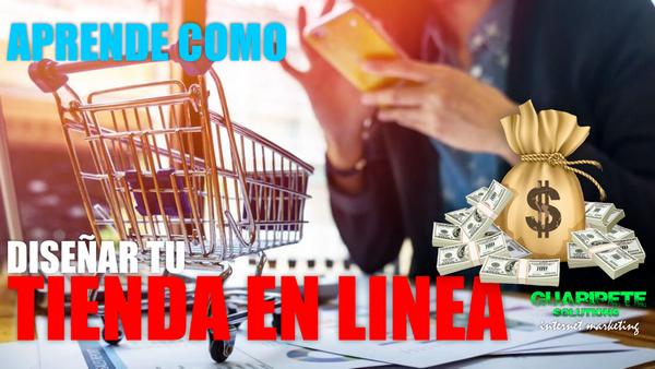 Como Hacer una Tienda en Linea