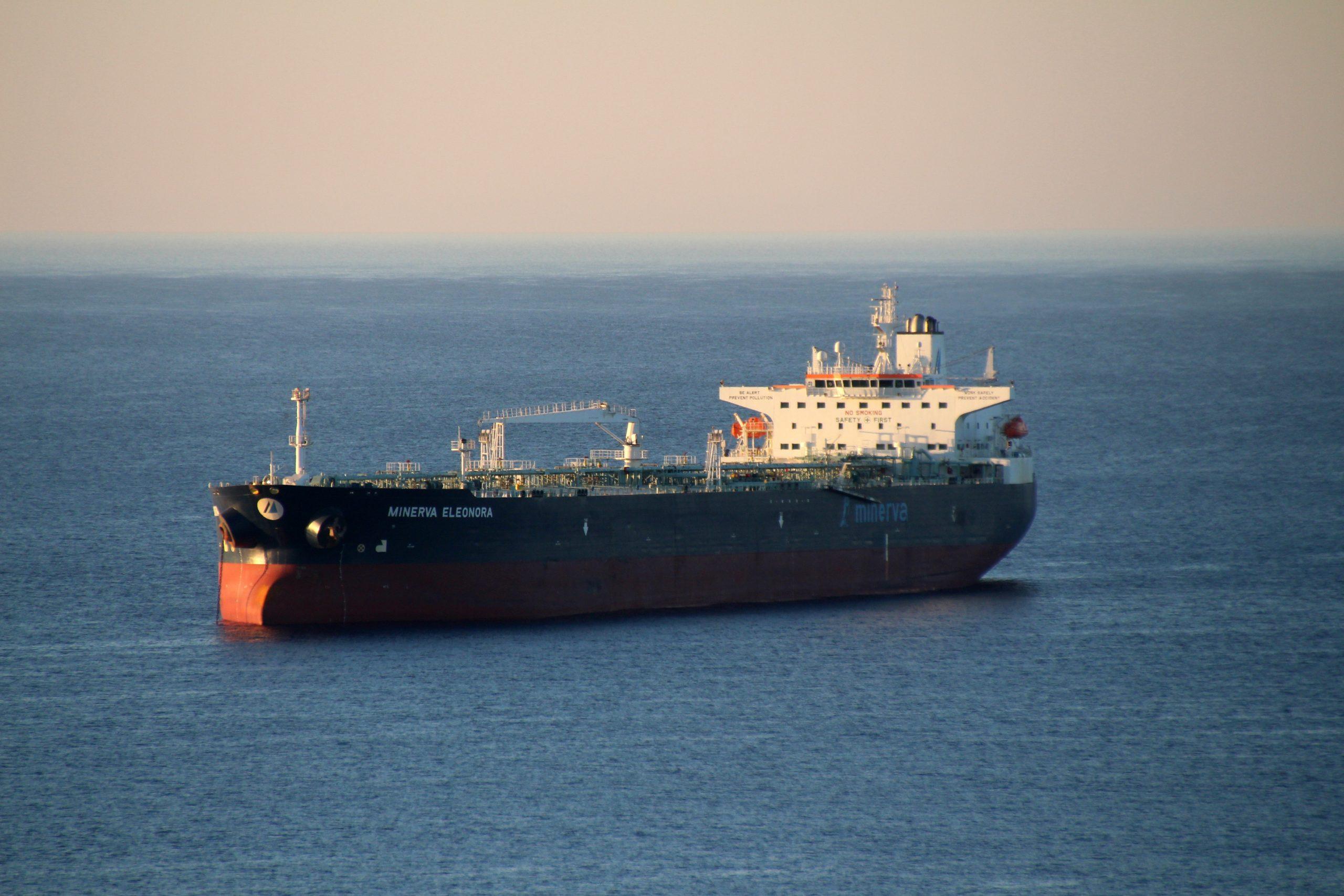 Despite U.S. sanctions, Iran and Venezuela strike oil export deal