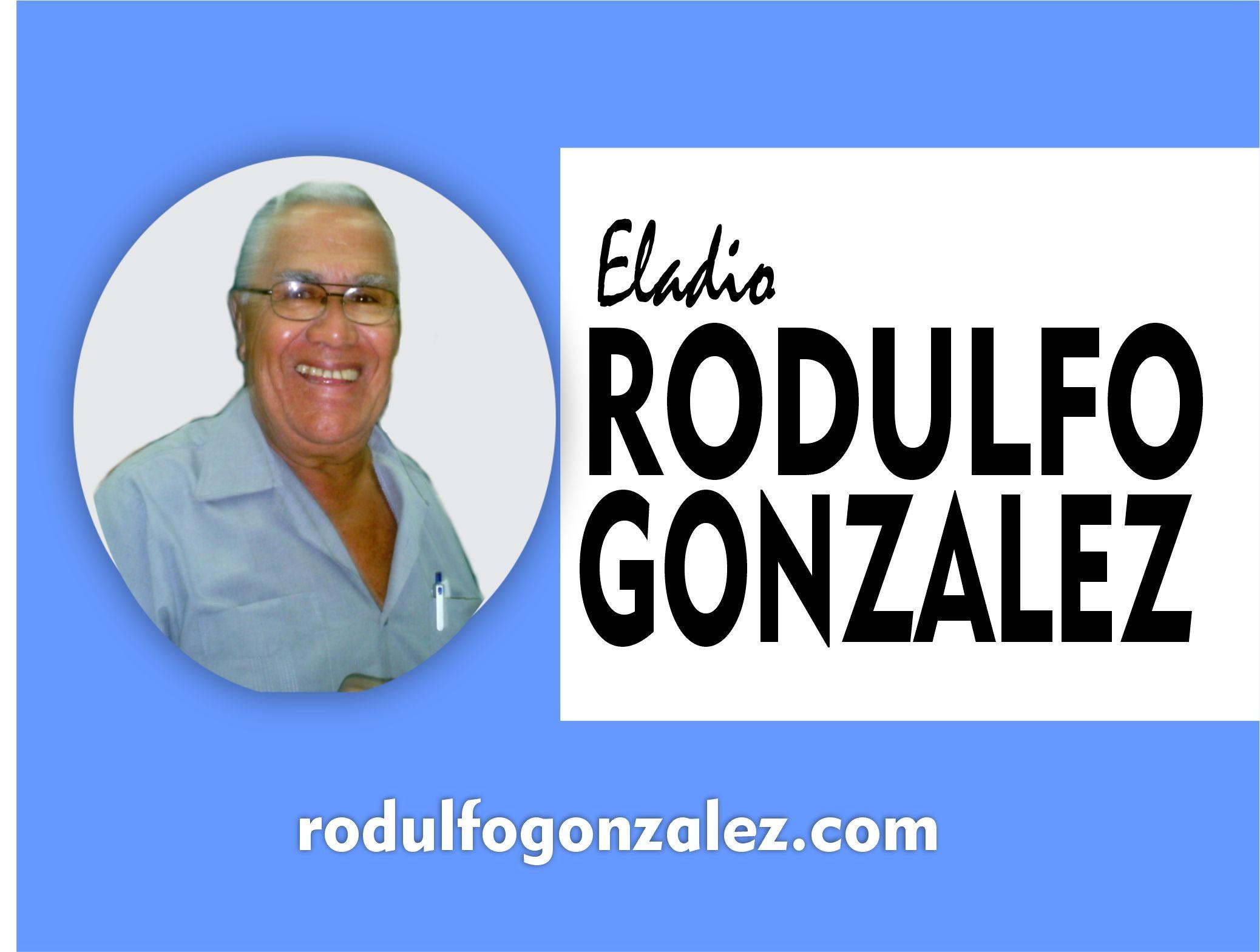 Eladio Rodulfo Gonzalez Escritor Venezolano
