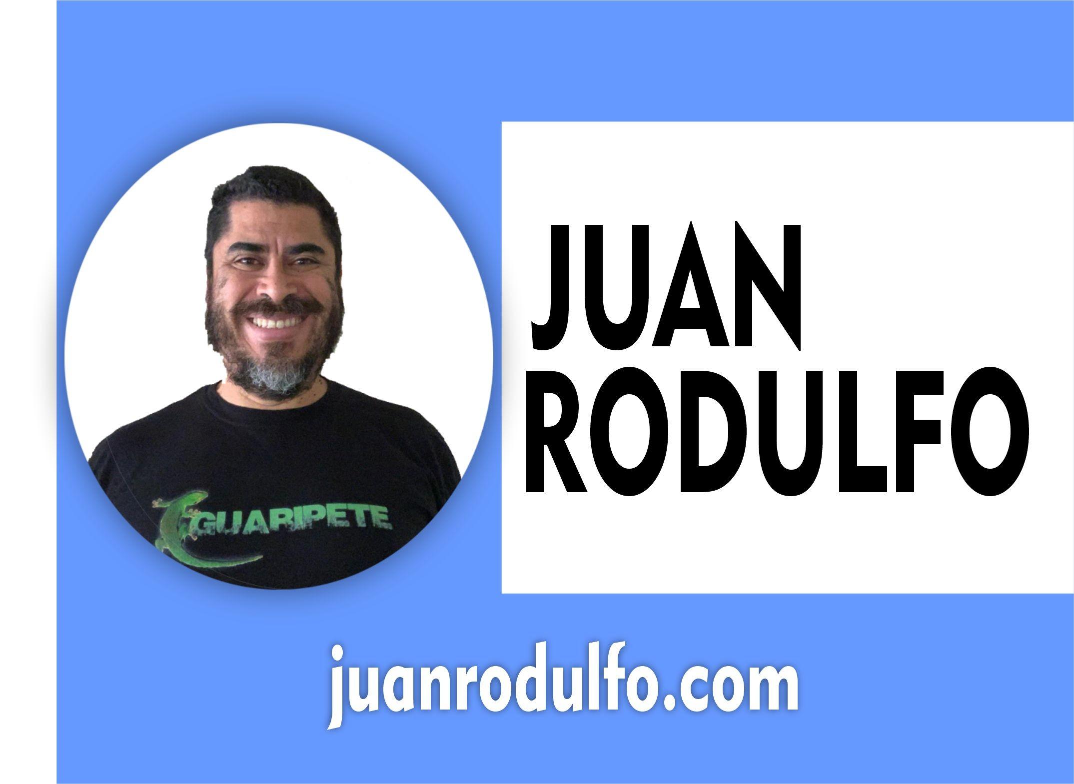 Juan Rodulfo Venezuelan Writer
