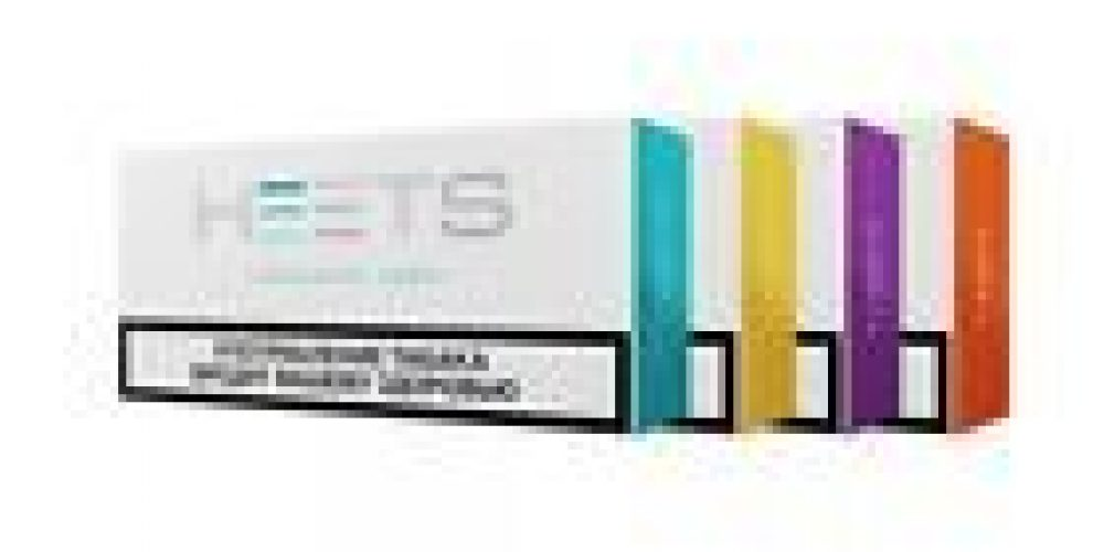 Heets sticks 10X20=200 Parliament sticks collectible
