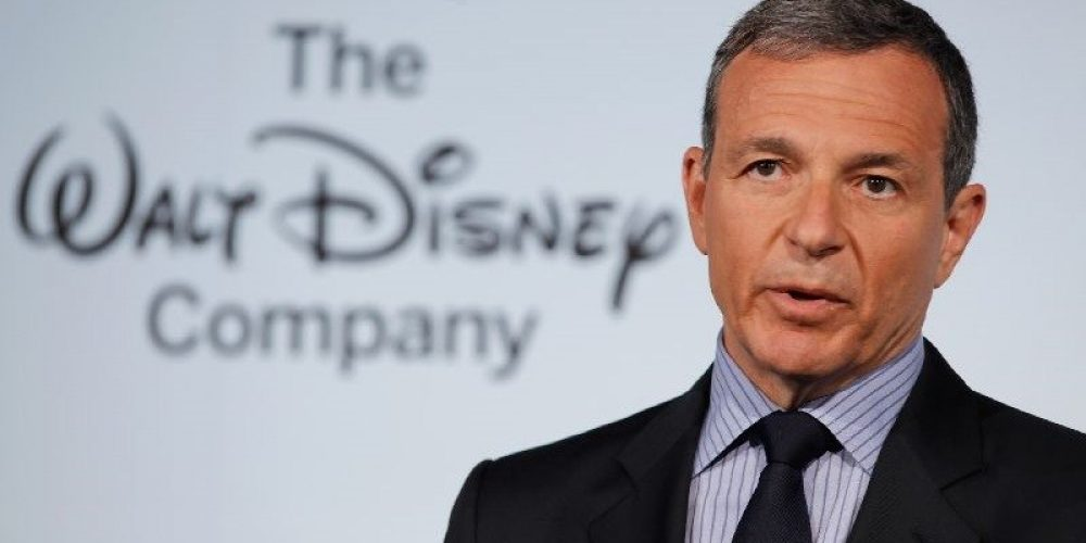 Bob Chapek, el nuevo CEO de Disney luego de la retirada de Bob Iger