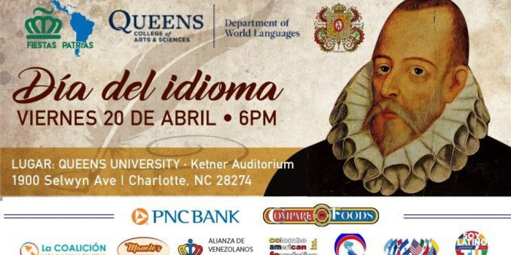 Mañana 26 de Abril: Dia del Idioma Español en Charlotte NC