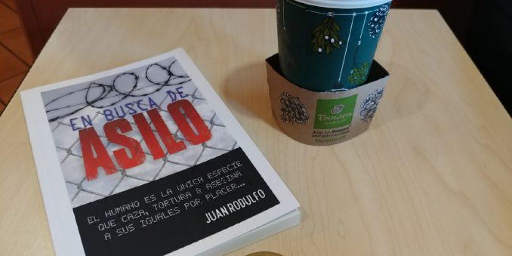 Libro: En Busca de Asilo por Juan Rodulfo