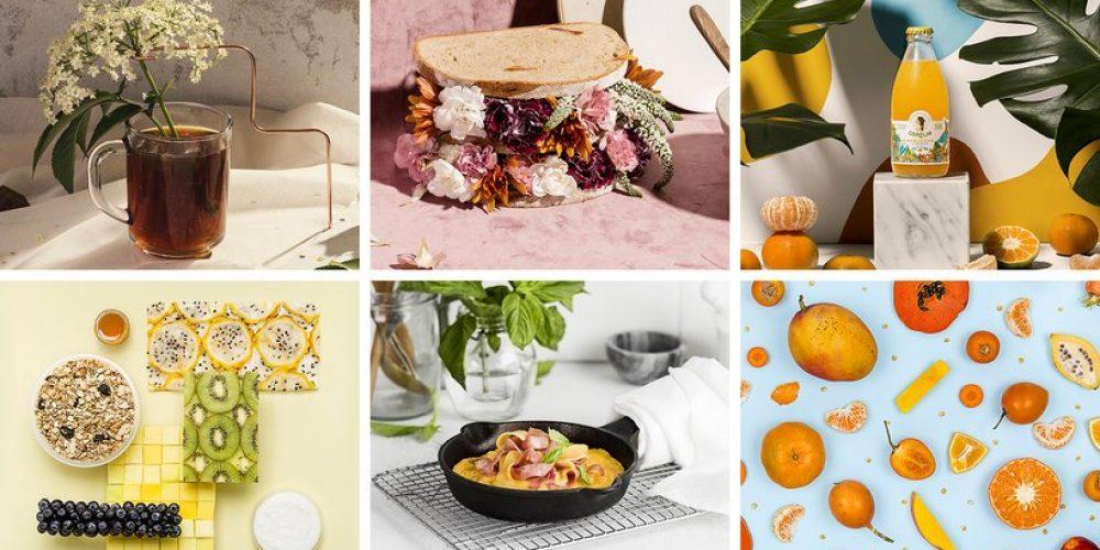 Curso online de food styling: fotografía gastronómica desde cero