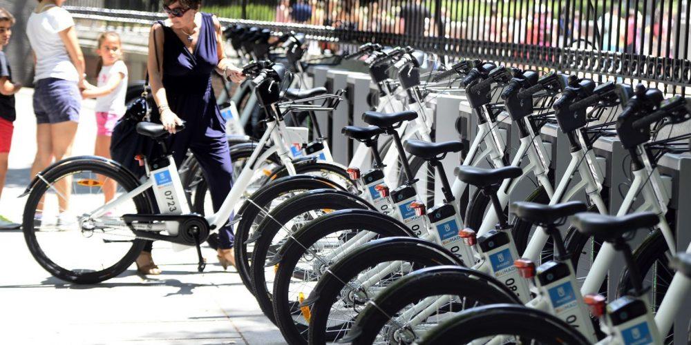 Google Maps ahora fusionará localizaciones para compartir bicicletas con navegación