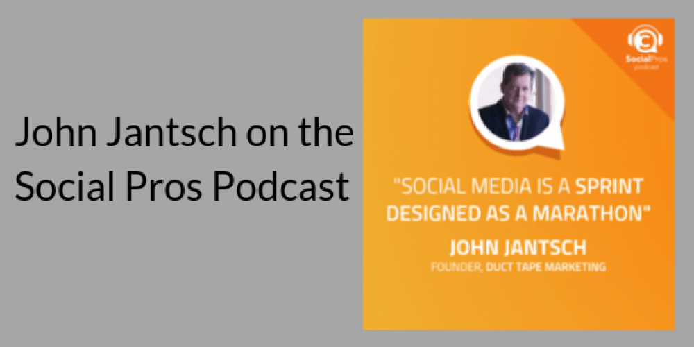 Convince & Convert Social Pros Podcast – The Self-Reliant Entrepreneur