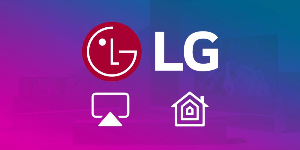 LG confirma que sus televisores 2018 integraran soporte para AirPlay 2 y HomeKit