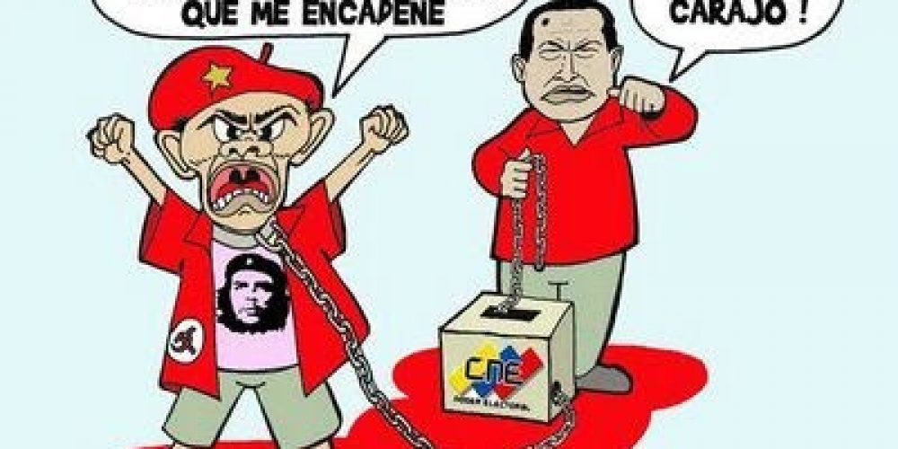 La Guerra del Dictador Hugo Chavez: 2007
