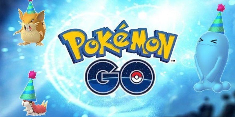 Pokémon GO, uno de los juegos móviles más lucrativos en 2019