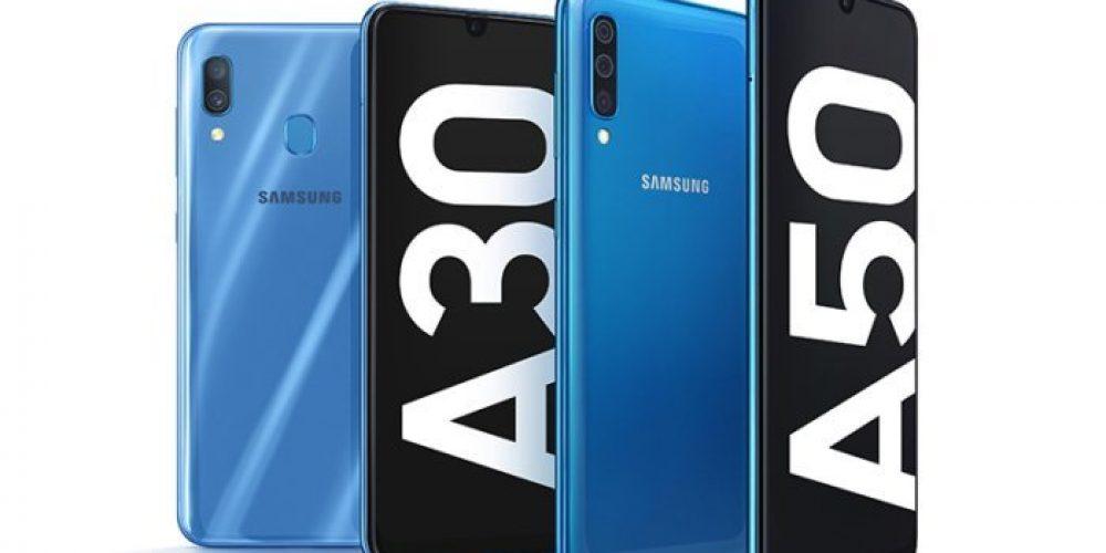 Samsung anuncia dos nuevos teléfonos Galaxy A gama media