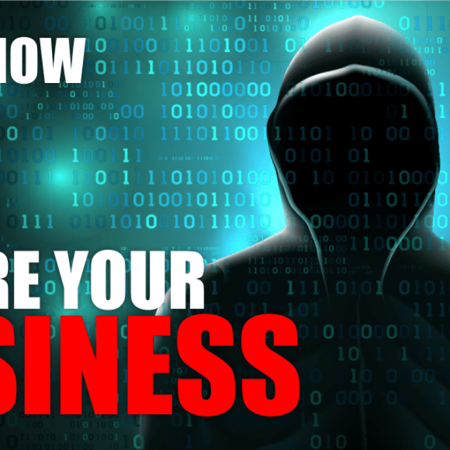 Protect your Online Business | Friday November 15 2019