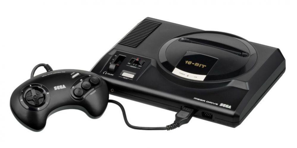 SEGA anuncia el lanzamiento de la versión Mini de la consola Genesis/Mega Drive