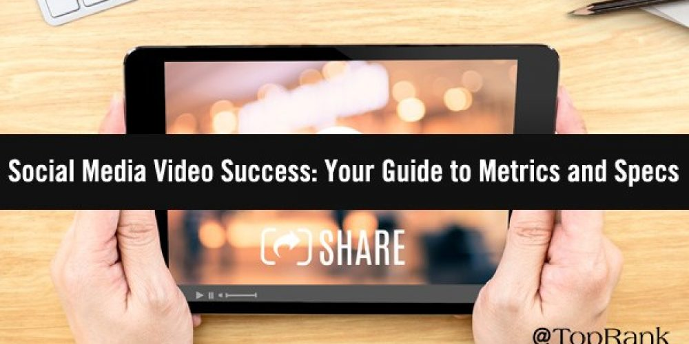 Spotlighting Organic Social Media Video Success: Your Guide to Metrics and Specs