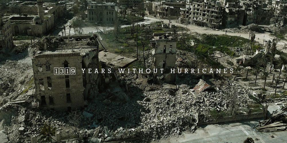 Esta campaña muestra que las consecuencias de la guerra son peores que las de las catástrofes naturales