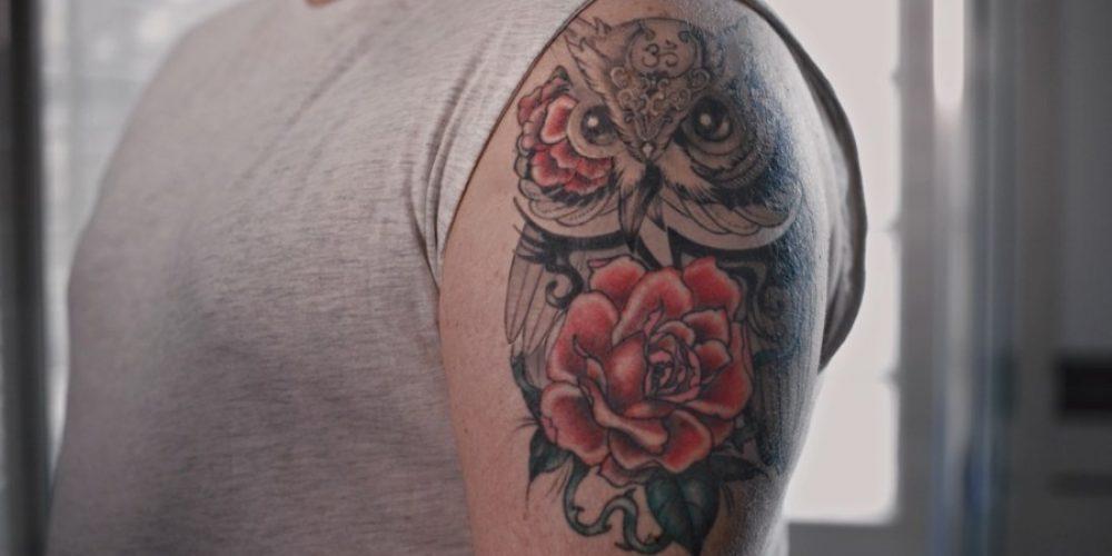 Los tatuajes cobran vida en la nueva campaña de AXE