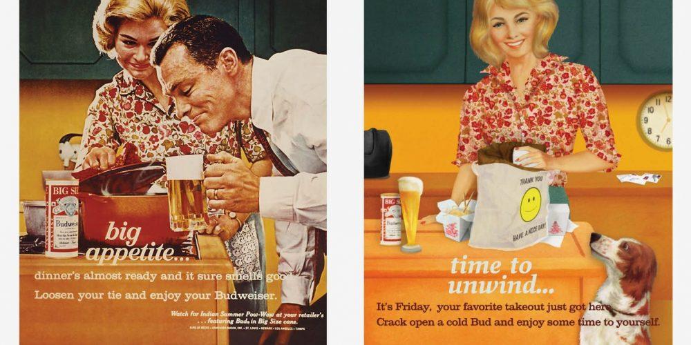 Budweiser reinterpreta sus anuncios machistas del pasado con motivo del Día de la Mujer