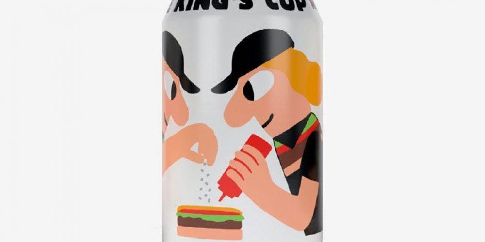 Burger King lanza su propia cerveza artesana sin alcohol en Dinamarca y Suecia