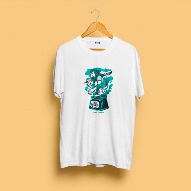 RUBIO lanza una colección de camisetas de la mano de varios ilustradores españoles