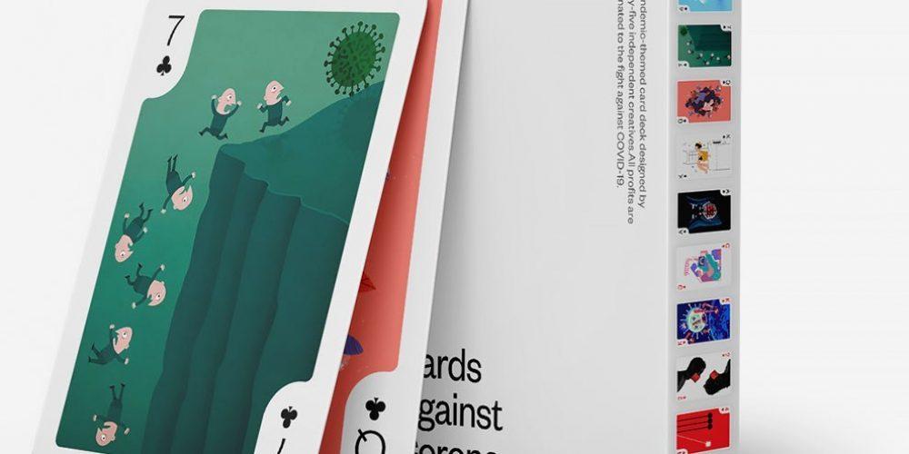 Cards Against Corona: una baraja de cartas ilustrada por 55 artistas contra el coronavirus