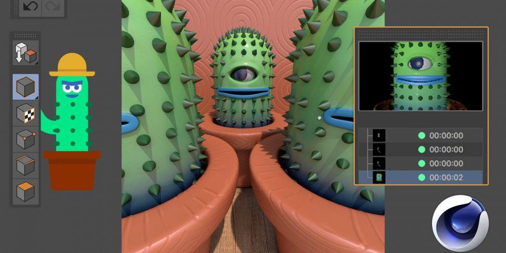 Curso online: Cinema 4D para la creación de personajes