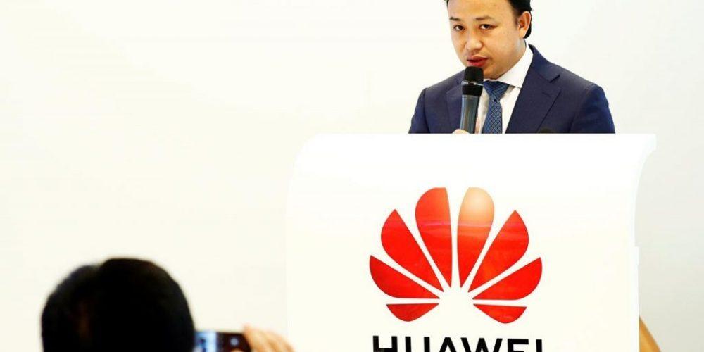 """Huawei sostiene que es una """"victima de bullying de los Estados Unidos"""""""