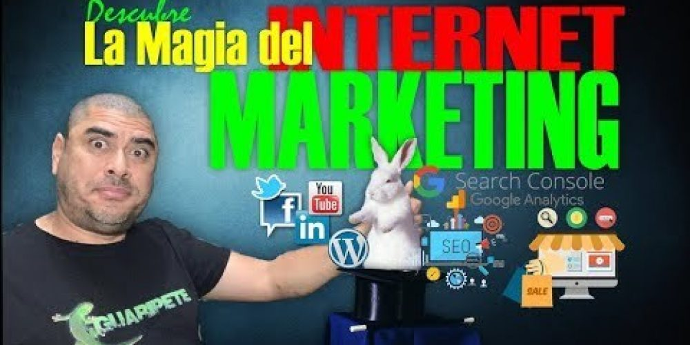 Lecciones de Internet Marketing Trailer