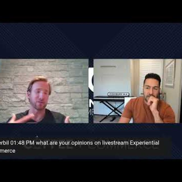 Coffee & Commerce Episode 18   Jason H. Karp, Founder and CEO of HumanCo