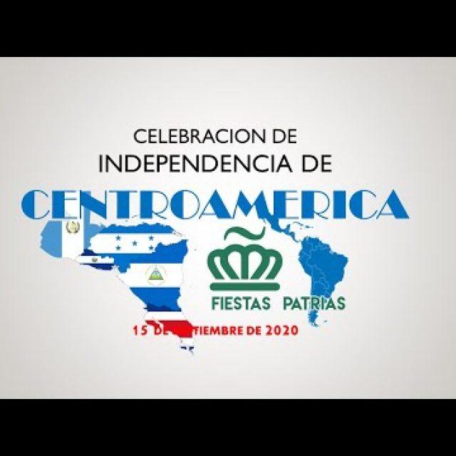 Celebracion Independencia de Centroamérica a cargo del Comité Fiestas Patrias de Charlotte