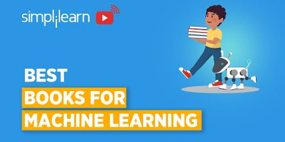 Best Books For Machine Learning 2020 | These Books Will Help You Learn Machine Learning |Simplilearn