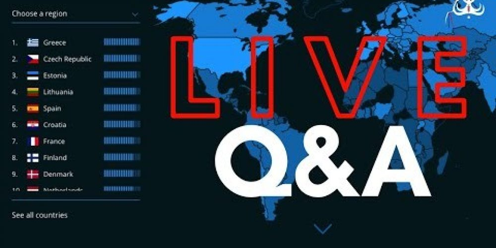 Cyber Security – Live Q&A with DC