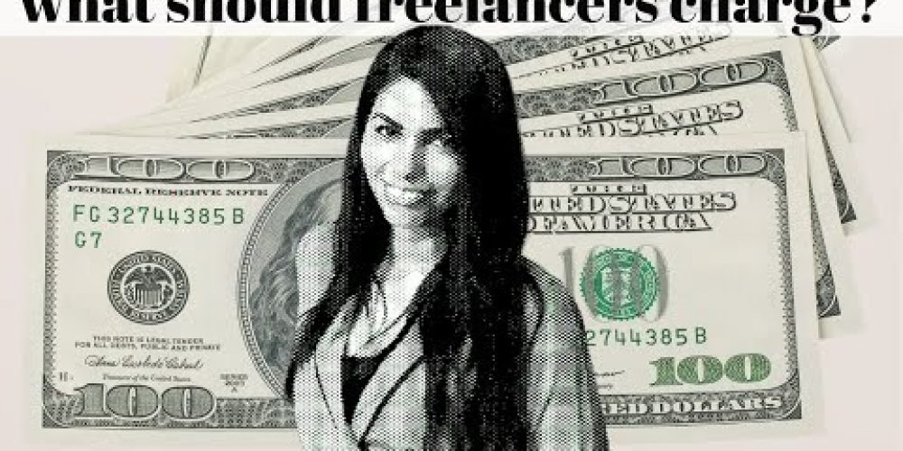Pricing for Freelancers: My Strategies   Freelance Friday Podcast Ep. 102