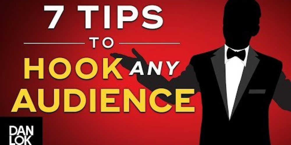 7 Public Speaking Tips to Hook Any Audience