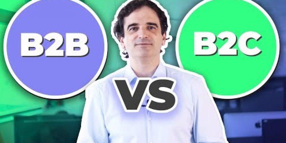 Marketing B2B vs B2C – Las Diferencias en las Estrategias