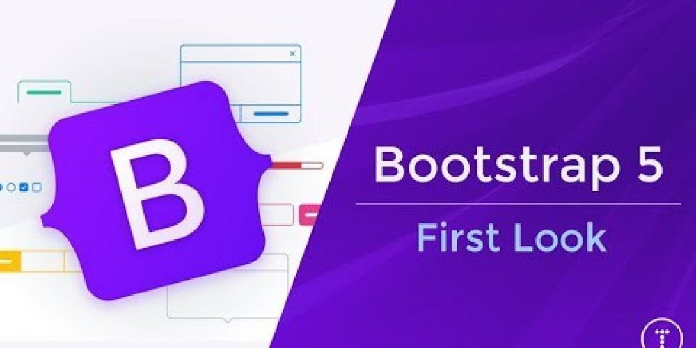 Bootstrap 5 – First Look