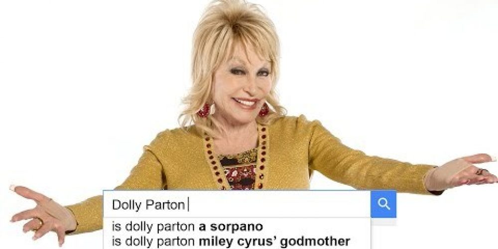 Dolly Parton Answers the Web's Most Searched Questions | WIRED