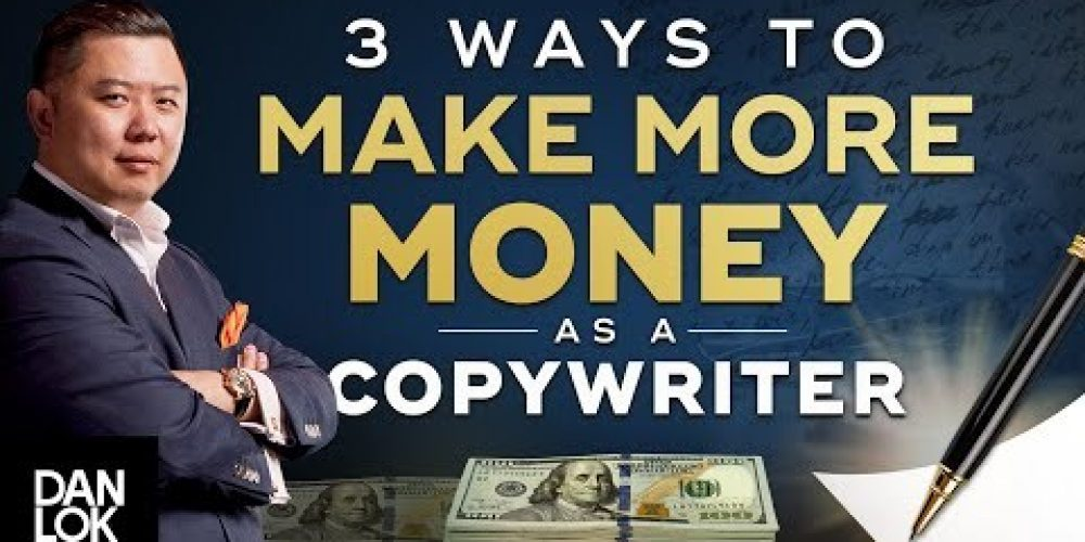 3 Ways To Increase Your Income As A Copywriter