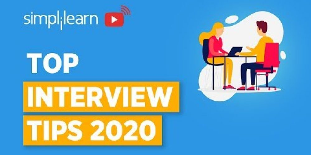 Top Interview Tips: How To Introduce Yourself | Top Interview Tips 2020 | Simplilearn