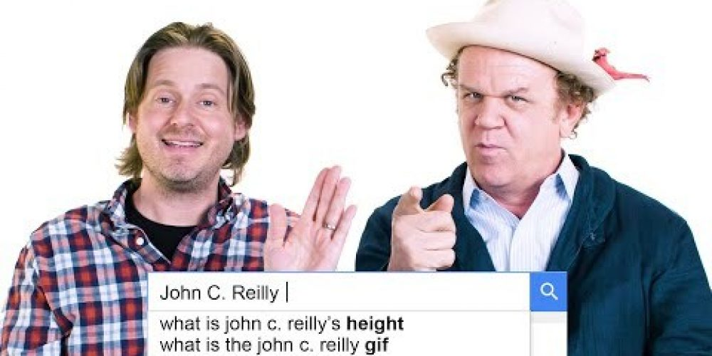 John C. Reilly & Tim Heidecker Answer the Web's Most Searched Questions | WIRED