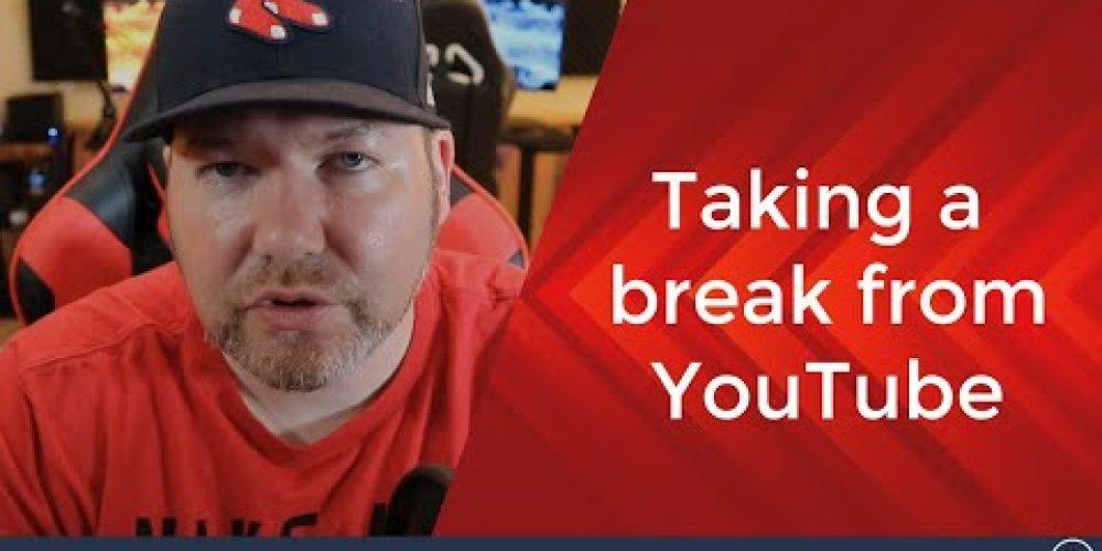 Channel Update – Taking a Break, Guest Creators