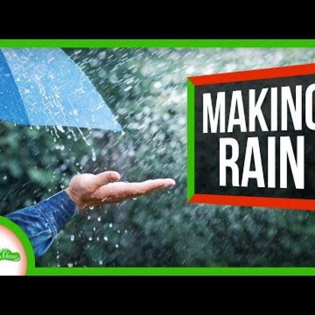 5 Ways Humans Make It Rain