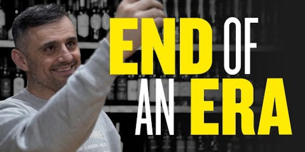 An Epic End to DailyVee's 4-Year Run | DailyVee 600