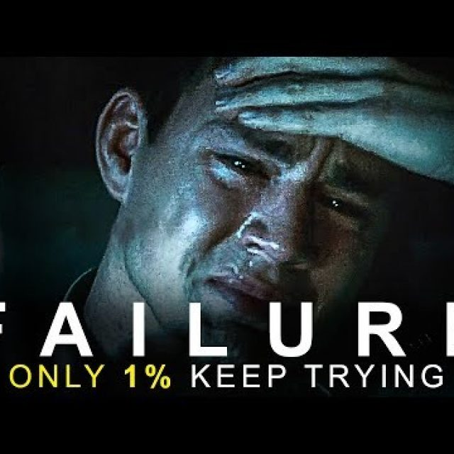 FAILURE – 2020 Best Motivational Video Speeches Compilation for Success, Students & Life