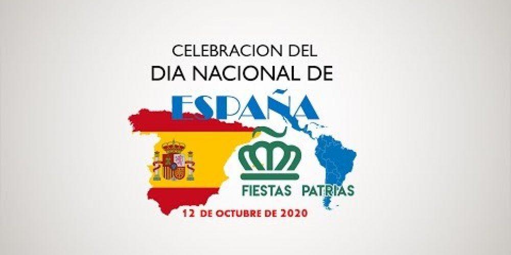 Celebracion del Día Nacional de España a cargo del Comité Fiestas Patrias y Tradiciones de Charlotte